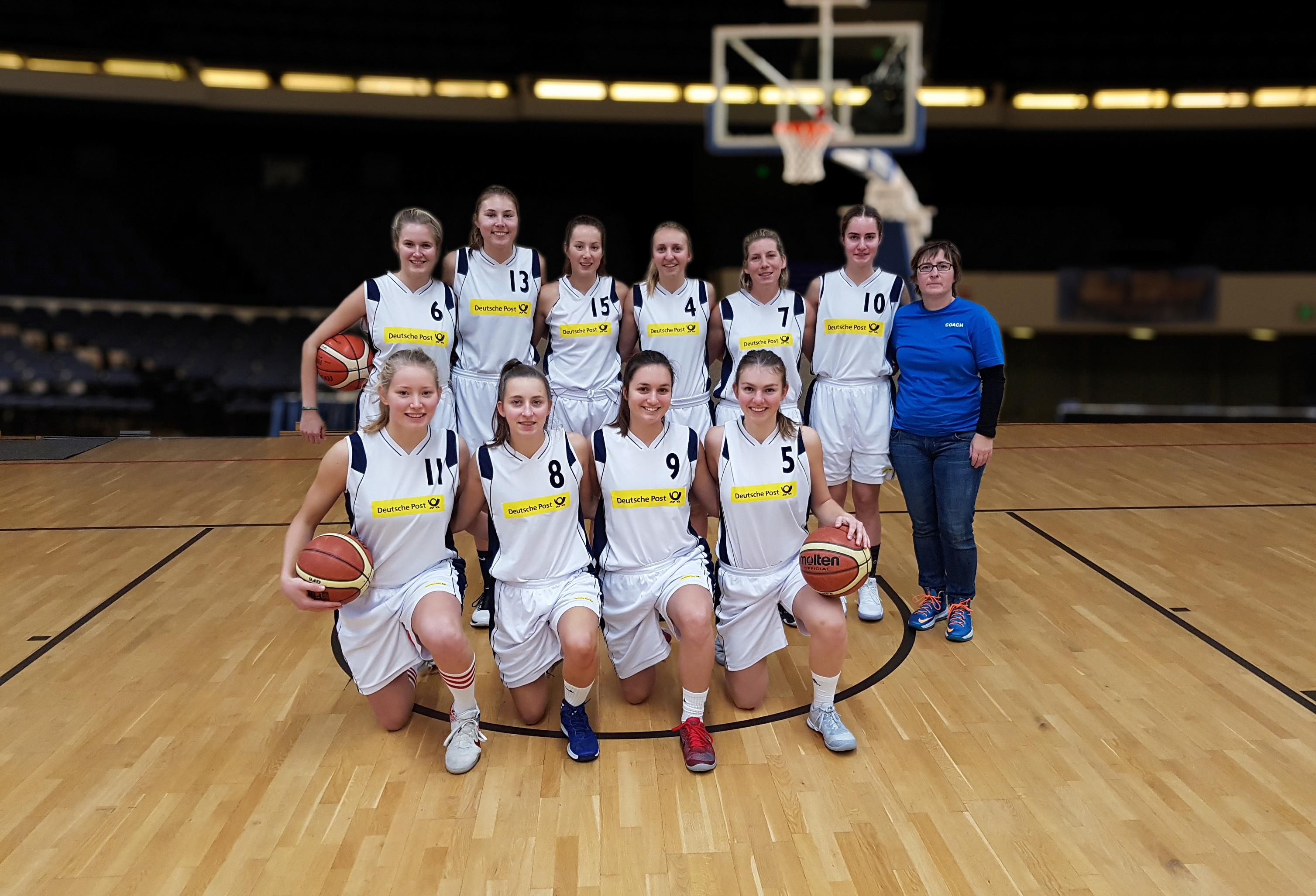 3 Spiele – 3 Siege – Klasse-Start der Damen 2 in der Bezirksliga