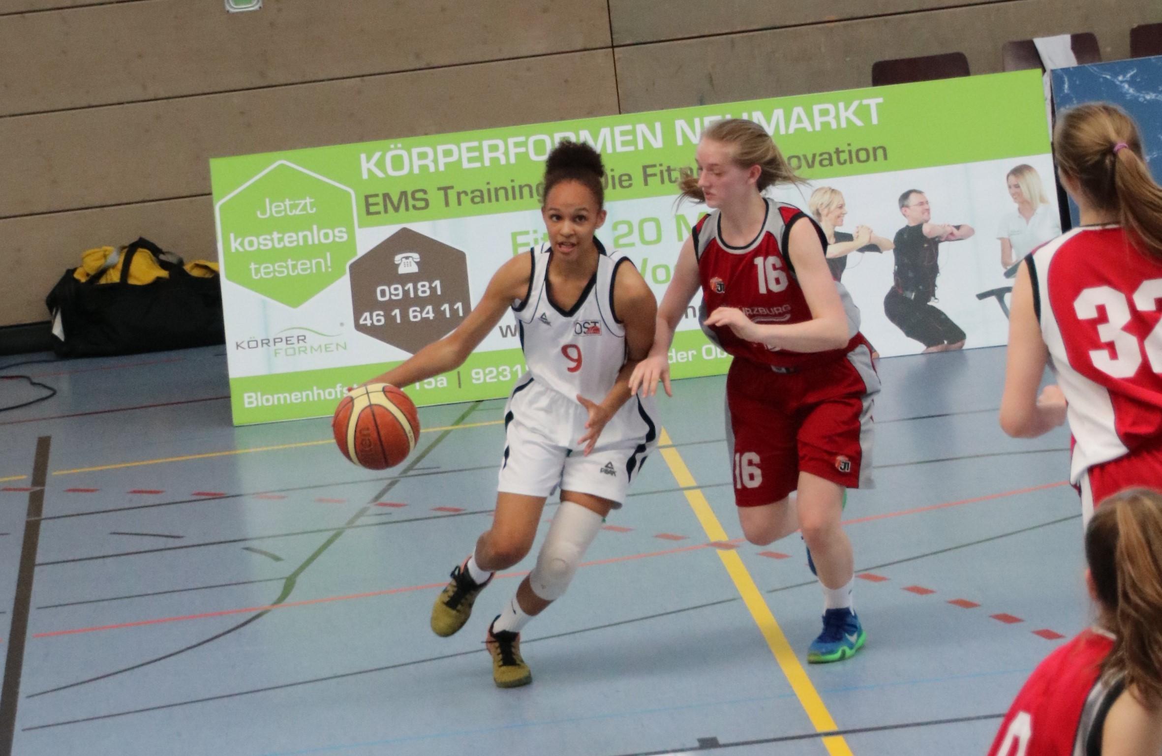 U18-Mädchen Dritte bei der Bayerischen Meisterschaft