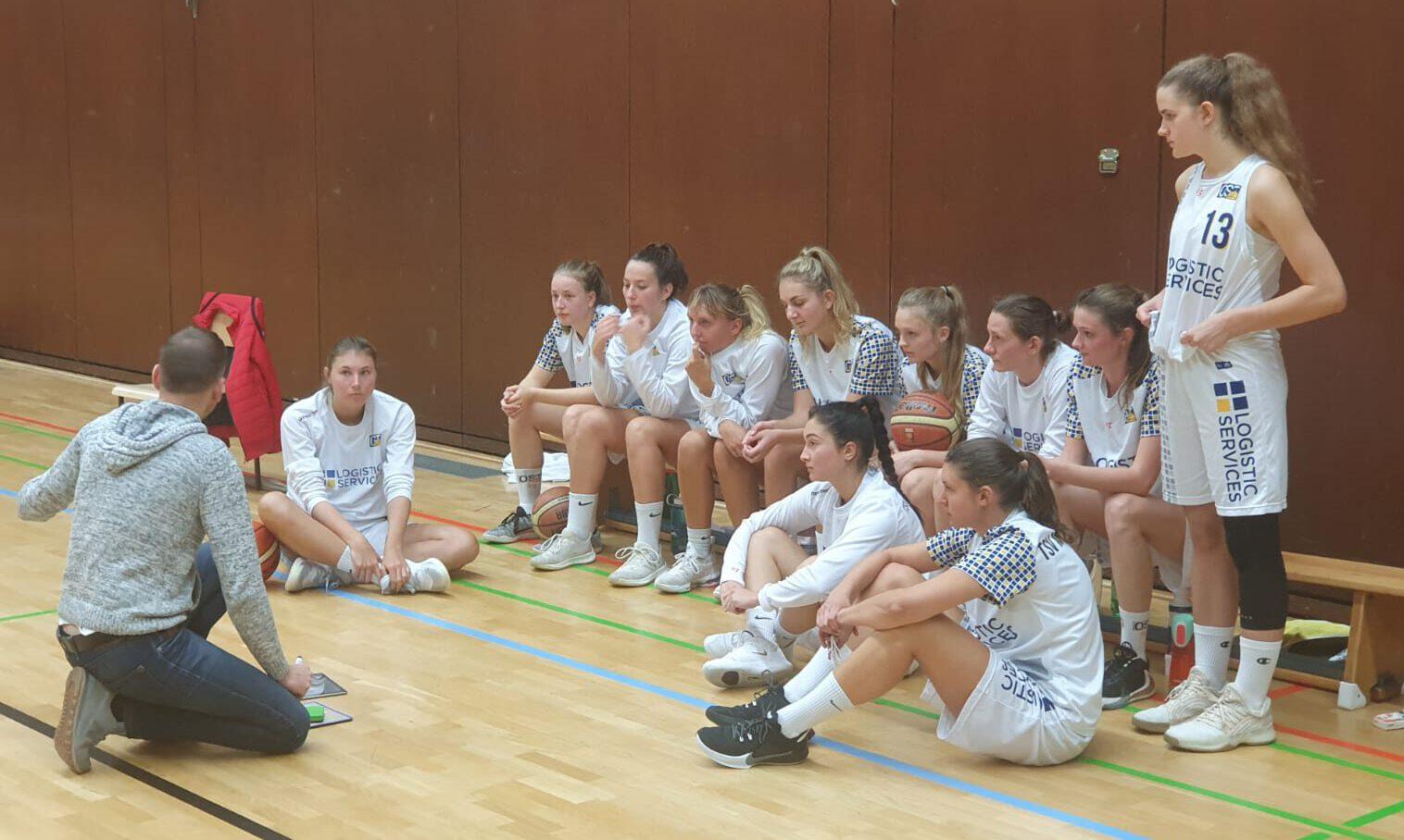 Erster Sieg für die Damen 1 in der Regionalliga